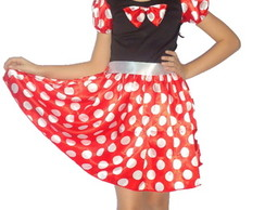 Fantasia Minnie Infantil