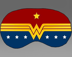 MASCARA DE DORMIR WONDER WOMAN