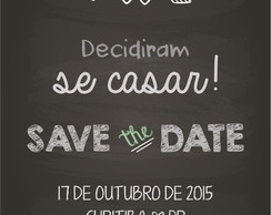 Arte Digital - SAVE THE DATE