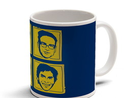 Caneca Cerâmica - The Big Bang Theory 10