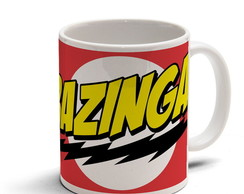 Caneca Cerâmica - The Big Bang Theory 11