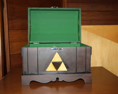 Bau Triforce Zelda Mdf