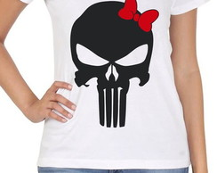 Camiseta She-Punisher