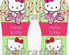 chinelos da hello kitty