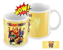 Caneca - The Big Bang Theory