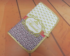 Necessaire Baby Clean ( Oncinha )