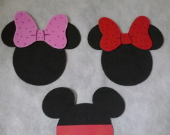 APLIQUE MICKEY OU MINNIE