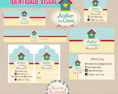 Kit - Identidade visual