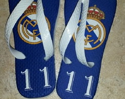 Chinelo do Real Madrid