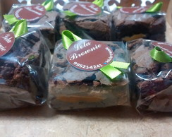 Mini Brownies recheados