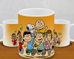 CANECA TURMA DO CHARLIE BROWN