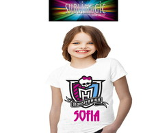Camiseta Monster High A1