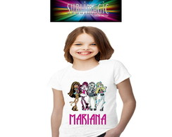 Camiseta Monster High A2