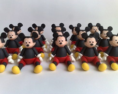 Miniatura do Mickey em Biscuit
