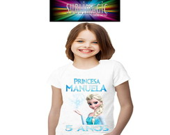 Camiseta Frozen A1