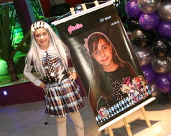 Banner Monster High 60x90cm