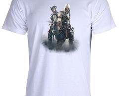 Camiseta Assassin's Creed 07