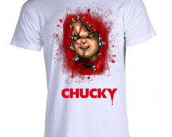 Camiseta Brinquedo Assassino Chucky 07