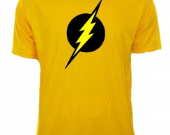 Camiseta Amarela Flash 01