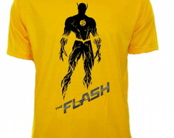 Camiseta Amarela Flash 03