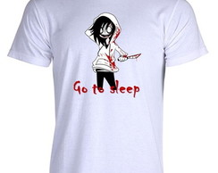 Camiseta Jeff The Killer 02