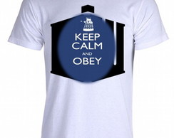 Camiseta Keep Calm 01