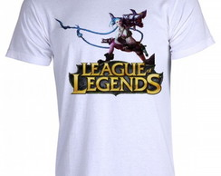 Camiseta League of Legends 07