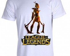 Camiseta League of Legends 11