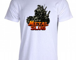Camiseta Metal Slug 05
