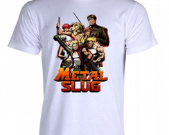 Camiseta Metal Slug 06