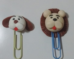 Clips decorado - animais