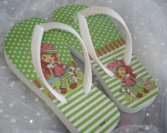 Chinelo Infantil Moranguinho Teen