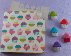 Bloquinho Cupcakes Color