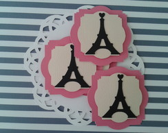 Tag Paris Scrapbook