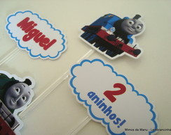 Topper para Docinhos Thomas and Friends