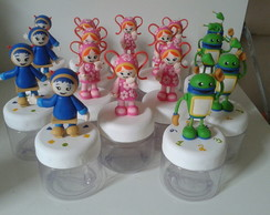 Personagens UMIZOOMI