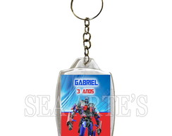 Chaveiro - Transformers Optimus Prime
