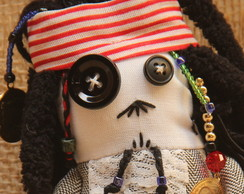 Toy Art Jack Sparrow