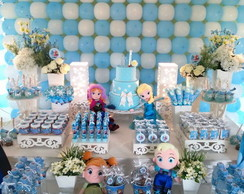 Display de Chão Frozen - Anna e Elsa