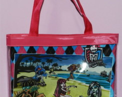 Bolsa Praia (Monster High)