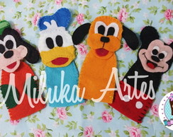 Dedoches turma do Mickey