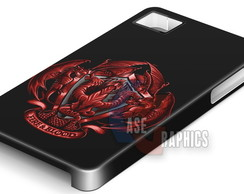 capa celular Game of Thrones - Targaryen