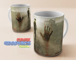 Caneca louça THE WALKING DEAD 1