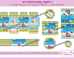 Kit Digital Festa Pool Party 1