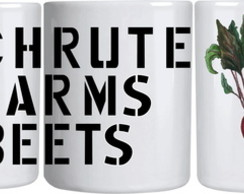 Caneca - Schrute Farms Beets