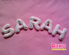 Letras decorativas