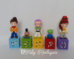 Cubos Personalizados Toy story