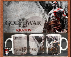 Caneca God of War 01