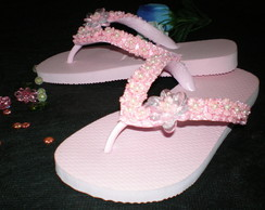 Havaianas Top Rose Cream