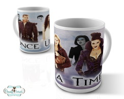 Caneca Once Up a Time - Mod . 1